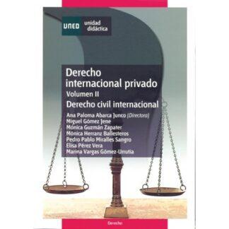 libro derecho-internacional-privado-volumen-II
