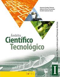 libro ambito cientifico tecnologico nivel I